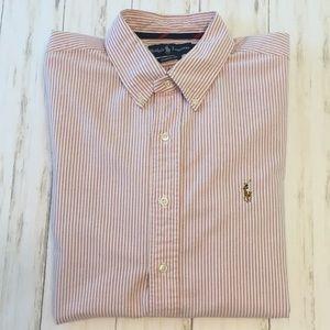 Polo Ralph Lauren Button Down. Size XL.